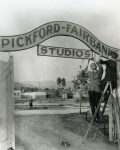 Pickford-Fairbanks Studios - 1923