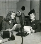Mary Pickford on Armed Forces Radio - 1946