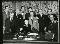 United Artists meeting - 1933