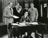 United Artists formation, the signing ceremony - 1919