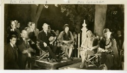 Mary Pickford with President Calvin Coolidge, Mrs. Coolidge, and Will Hays - 1929