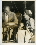 Mary and C. Gardner Sullivan, the famous scenarist from Biograph - 1926