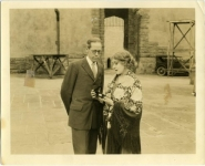 Douglas Donaldson and Mary Pickford - 1923
