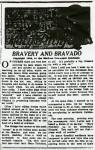 Bravery and Bravado – May 2, 1916 (1 of 2)