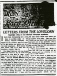 Letter from the Lovelorn – April 28, 1916 (1 of 2)