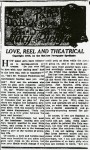 Love, Reel and Theatrical – April 29, 1916 (1 of 2)