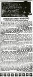 Through Open windows – April 22, 1916 (1 of 2)