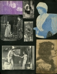 Edna Wright Scrapbook 1910 to 1914 - p. 27 - Edna Wright Scrapbook 1910 to 1914 - p. 27