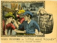 1925  - <em>Little Annie Rooney</em> lobby card