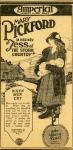 1922  - Newspaper ad for <em>Tess of the Storm Country</em>