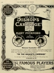 1913  - <em>In the Bishop's Carriage</em> ad