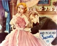 1933 - Lobby card for <em>Secrets</em>