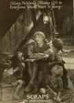 1926 - Advertisement for <em>Sparrows</em> under the early title, <em>Scraps</em>