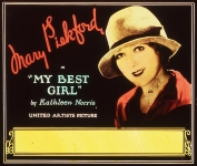 1927 - My Best Girl -