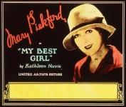 - 1927 - My Best Girl