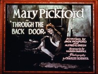 1921 - Through the Back Door - Courtesy of Bison Archives/Marc