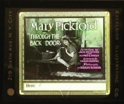 1921 - Through the Back Door 2 -