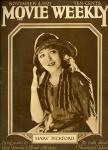 1922 - Cover of <em>Movie Weekly</em>