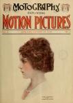 1913 -  Cover of <em>Motography</em> magazine