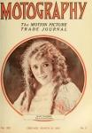 1918  - 1918 - March - Cover of <em>Motography</em> magazine