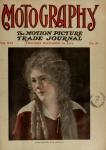 1916  - Cover of <em>Motography</em> magazine