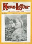 1923  - 1923 - April - Cover of <em>News Letter</em> magazine