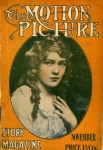 1913  -  Cover of <i>Motion Picture</i> magazine