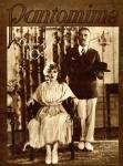 1921 -  Cover of <em>Pantomime</em> magazine