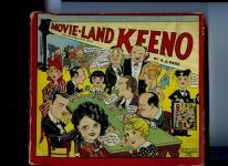 1929  - Movie-Land Keeno game