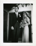 The wedding of Mary Pickford and Buddy Rogers - 1937