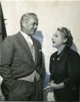 Mary Pickford and Buddy Rogers - 1957