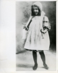 Mary Pickford (Gladys Smith) in The Little Red Schoolhouse - 1902