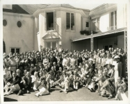 Pickfair party - 1936