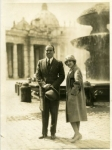 Mary Pickford and Douglas Fairbanks in Europe - 1930