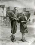 Mary Pickford and Douglas Fairbanks at Pickford-Fairbanks Studio - 1926