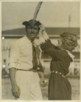 Mary Pickford and Douglas Fairbanks - 1927