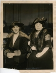 Mary and Charlotte Pickford - 1926