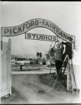 Pickford-Fairbanks Studio, West Hollywood - 1922