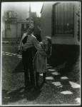 Mary Pickford and Douglas Fairbanks  at Pickford-Fairbanks Studio - 1925