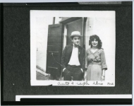 Jack and Lottie Pickford - 1915