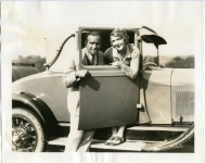 The first Ford to be sold and delivered anywhere in the U.S. or world. Doug gave it to Mary for Christmas - 1925