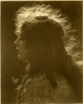 Mary Pickford autographed photo from Mary to Frances Marion, portrait by Moody, N.Y. - 1916 (ca.)