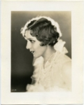 Mary Pickford in costume for Coquette - 1929