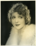 Mary Pickford portrait by Edwin Bower Hesser - 1927 (ca.)