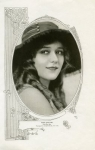 Mary Pickford magazine clipping, photo by Campbell Studio - 1916
