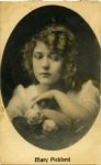 Mary Pickford promotional photo  - 1913 (ca.)