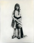 Mary Pickford in costume for The Poor Little Rich Girl, portrait by Hartsook - 1917
