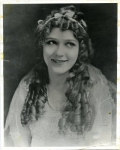 Mary Pickford in costume for Cinderella - 1914