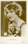 Mary Pickford German trading card - 1929