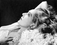 Glamour portrait of Mary Pickford - 1934
